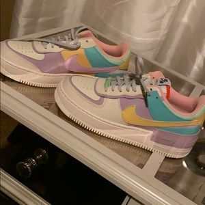 Nike Air Force 1 Shadow Women's Shoe (NEVER WORN)